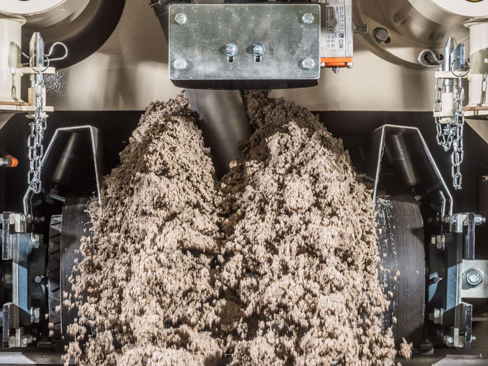 impianti automatici miscelazione pompaggio massetti