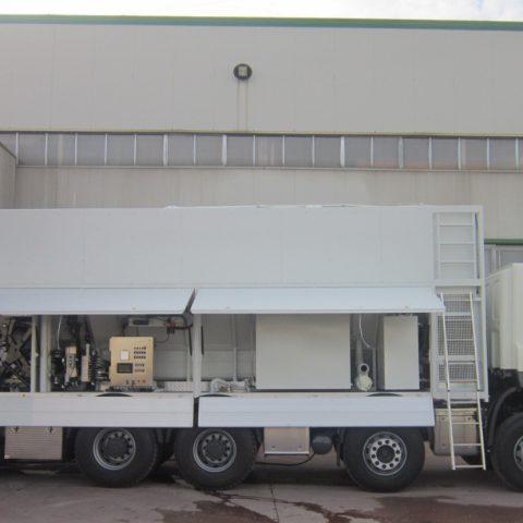 camion chape