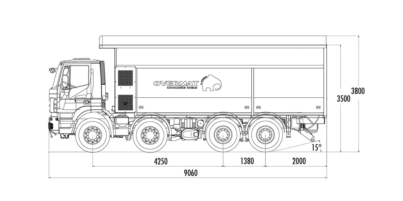 MSA-15.5-T-PTO