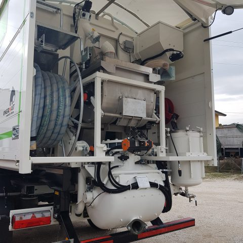 screed machines