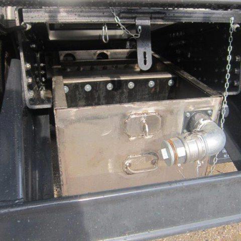 Réservoir pour contenir de l'eau de lavage